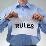 aturan cara bisnis online