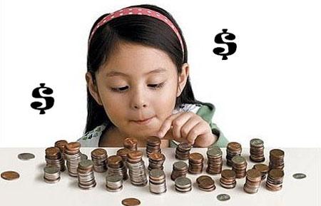 mendidik anak belajar keuangan