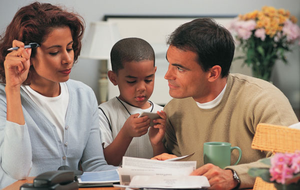 kesalahan mengelola keuangan keluarga