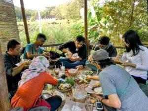 Pebisnis Muda Wirausaha Mandiri di Ingkung Kuali Bantul