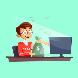 mengelola keuangan untuk bisnis online