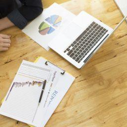 rasio laporan keuangan