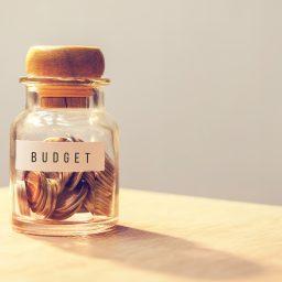 metode budget jar