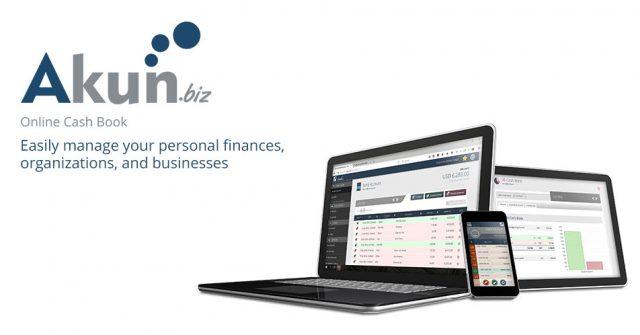 Aplikasi untuk bisnis online - pembukuan keuangan