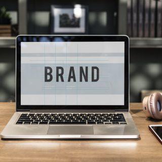 Membuat nama brand