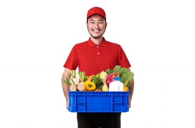 Cara jual sayur online