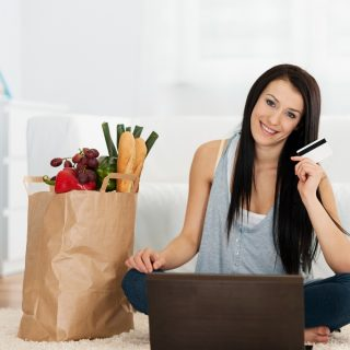 bisnis sayur online