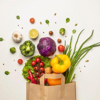 Modal Usaha Sayuran