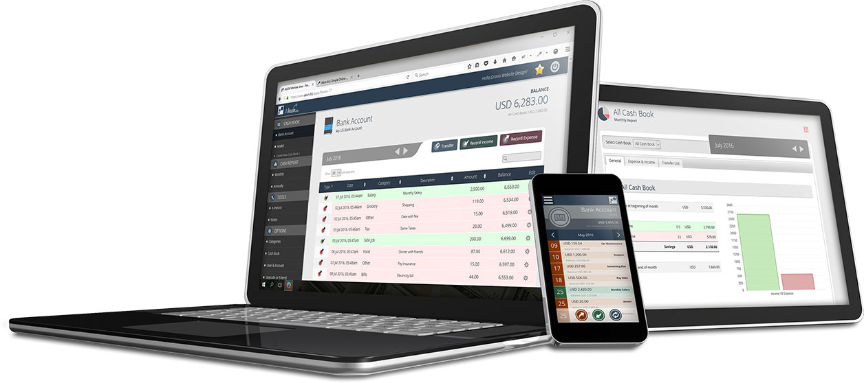 online cashflow app