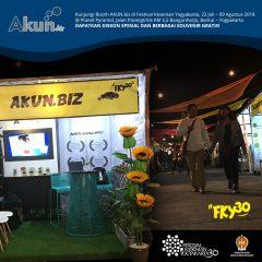 Festival Kesenian Yogyakarta FKY30 2018