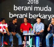 AKUNbiz Hadir dalam Helatan WMM Award 2018